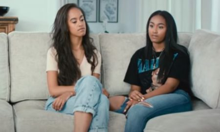 sasha and malia obama